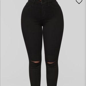 Fashion Nova Jeans - Fashion nova canopy jeans